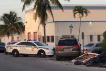 Zona que ocupaban agresores sexuales fue desaloja por la policía de Miami-Dade