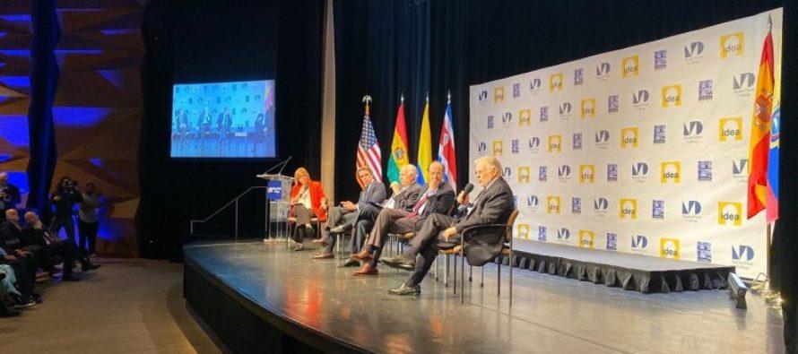 Desde Miami el IV Diálogo Presidencial analiza las «Fake News» como una amenaza para la democracia