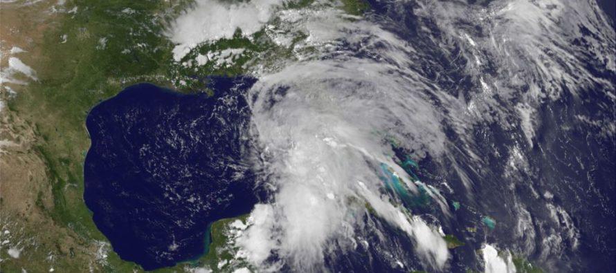 La tormenta subtropical Andrea se adentra en el Atlántico