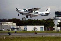 Sector militar venezolano contrató avión para trasladar 1.500 kilos de cocaína hacia África