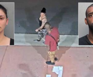 Pareja de asaltantes fue arrestada luego de robar a una turista en Miami Beach