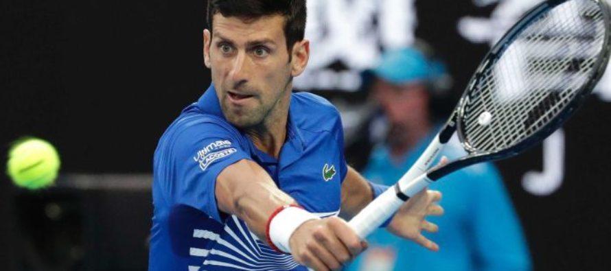 El tenista Novak Djokovic envió un emotivo mensaje a Venezuela