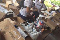 Comisionado Joe A. Martinez promueve campaña de ayuda a las Bahamas por el huracán Dorian