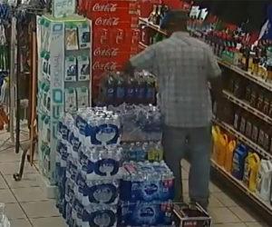 ¡Parecía tener mucha sed! Un hombre de Florida fue arrestado por robar solo una Pepsi  (VIDEO)