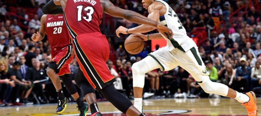 Heat busca la venganza ante los Bucks y seguir con buen paso
