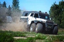 Conozca los mejores vehículos anfibios rusos (video)