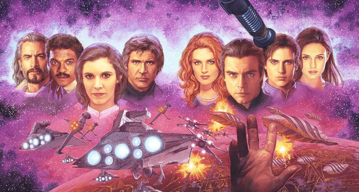 """Critican a Disney por incluir a dos personajes """"trans""""en el universo de Star Wars"""