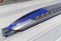China revela su nuevo tren bala, el tren Maglev que viajará a 600 km/h