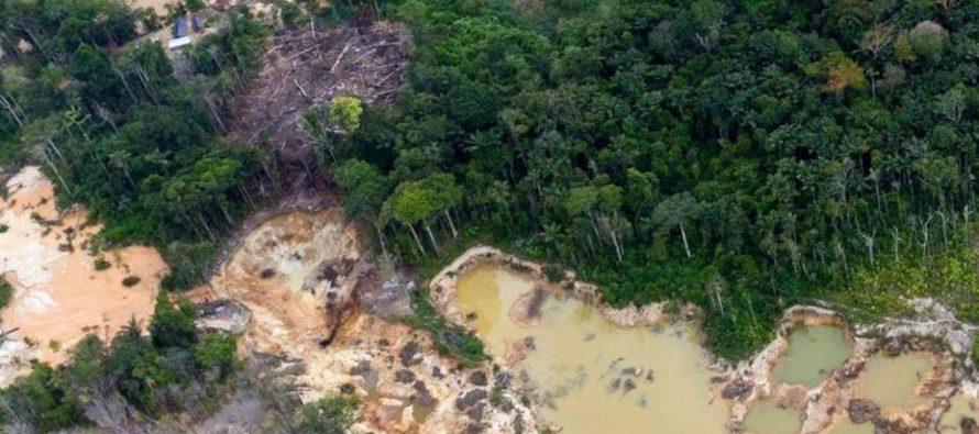 EEUU sanciona a empresa estatal de Venezuela que opera en sector del oro