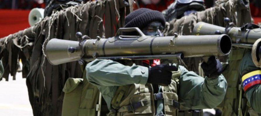 Comisionado Díaz instó al Congreso a restringir la venta de armas a Venezuela