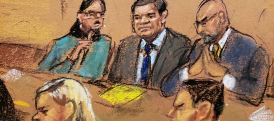 """Después de tres meses de juicio dictan veredicto final a Joaquín """"El Chapo"""" Guzmán"""