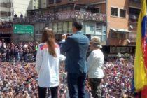 Guaidó anuncia que ayuda humanitaria entrará a Venezuela «sí o sí» el 23 de febrero