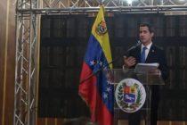 Guaidó aclaró que no hay negociación con el régimen sino que es un esfuerzo de Noruega por una mediación