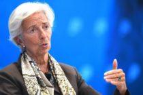 Lagarde, ex jefe del FMI, no ve con buenos ojos los hábitos de Trump de comentar política monetaria en Twitter