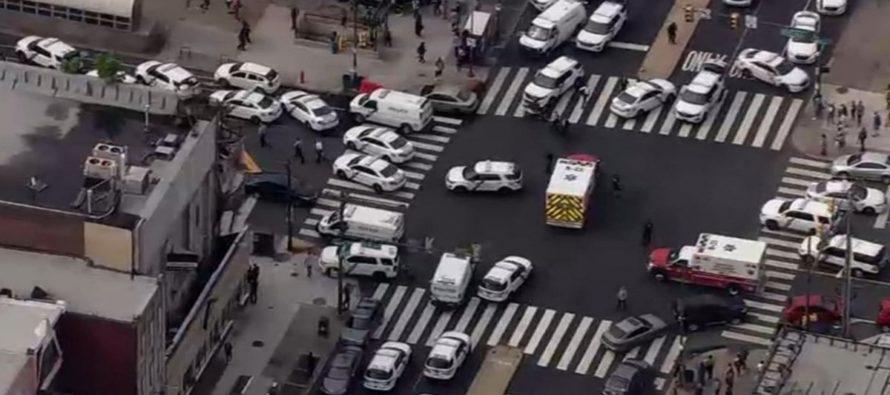 6 policías han sido heridos de bala en un tiroteo en curso en Filadelfia