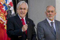 Presidente Piñera levanta el estado de emergencia en Chile