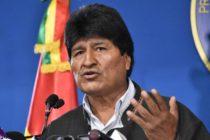 Evo Morales recibe asilo político en México con el argumento de que su vida «corre riesgo» en Bolivia