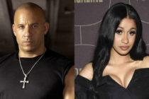 Cardi B y Vin Diesel se ven en privado y sorprenden a todos con este VIDEO