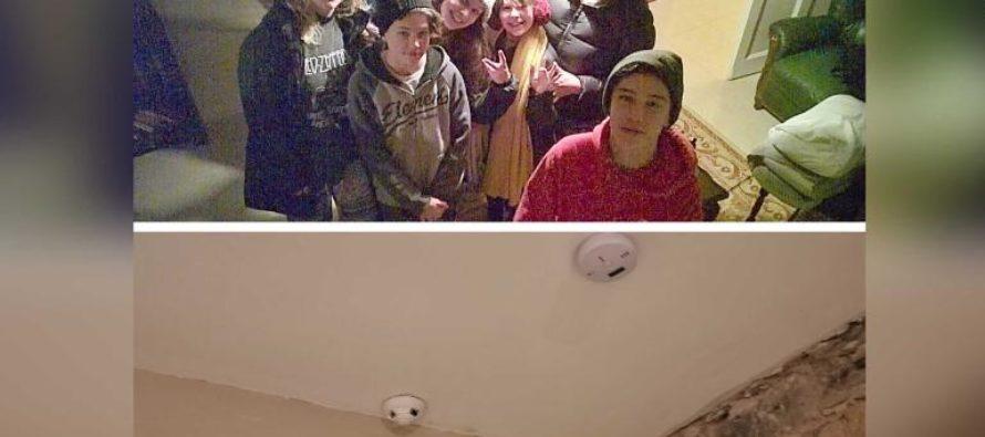 Vacaciones 'espiadas' y transmitidas en vivo, familia descubrió que era vigilada en una casa rentada
