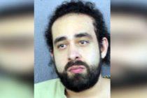 Hombre de Florida arrojo orina sobre el fiscal durante una audiencia de sentencia