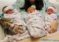 Pareja de venezolanos son los padres de las primeras trillizas que nacen este año en el hospital Broward Health