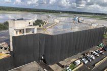 Estacionamiento del  Aeropuerto Internacional de Tampa fue demolido (ViDEO)
