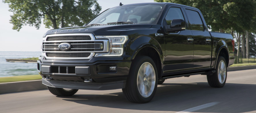 Roger Rivero : Ford F-150 Limited ¡Lujo y poder!