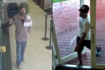 Dos bancos fueron robados con una hora de diferencia en el sur de Florida