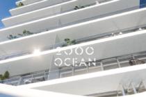 KAR Properties iniciò vertido de cemento para 2000 Ocean en Hallandale Beach