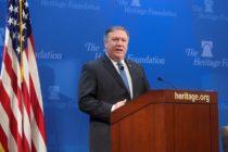 Mike Pompeo: Ha llegado el momento de que la democracia regrese a Venezuela