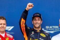F1: Ricciardo logra la 'pole' en Mónaco (+video)