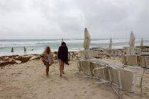 La tormenta Alberto tocó tierra en el extremo noroeste de Florida