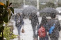 ¡A sacar los paraguas! Se esperan lluvias torrenciales durante el fin de semana en el sur de la Florida