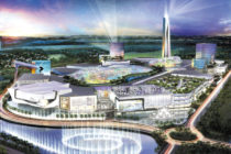 Comisionados deciden futuro del mega centro comercial American Dream
