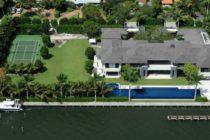 Mansión de Enrique Iglesias en Miami a la venta por $18,5 millones