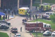 Confirman al menos ocho muertos en tiroteo en escuela secundaria de Texas (+tuits)