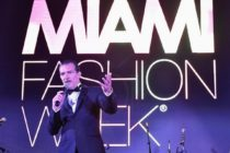 ¡Antonio Banderas está de moda en el Miami Fashion Week !