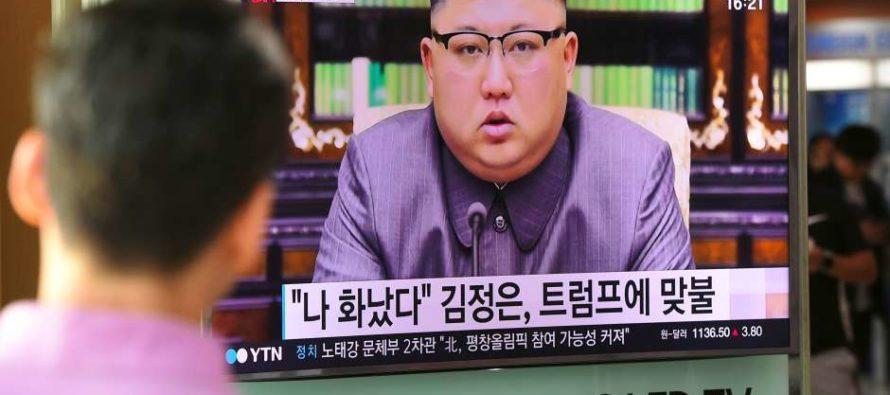 Corea del Norte está dispuesta a hablar con EE UU en cualquier momento
