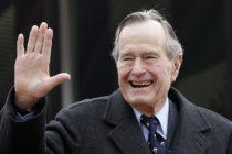 Fallece el expresidente George H W Bush a los 94 años (+fotos y videos)
