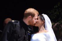 El príncipe Enrique y Meghan Markle ¡ya son marido y mujer!