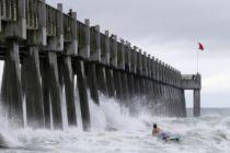Cancelan alerta de inundaciones en Florida por Tormenta Alberto