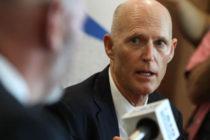Gobernador Scott: «Esta no es una tormenta para tomar a la ligera»