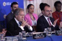 Diálogo en Barbados: Para Almagro mientras cubanos estén en Venezuela es «impensable retorno a la democracia»