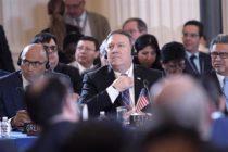 """Pompeo: OEA debe suspender a Venezuela para """"respaldar palabras con acciones"""" (+videos)"""