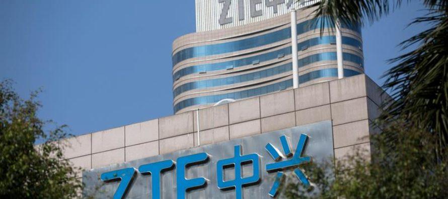 EE.UU. y la empresa china ZTE alcanzan un nuevo acuerdo