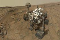 NASA halla moléculas orgánicas de 3.000 millones de años en rocas de Marte