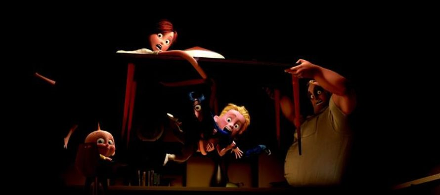 «Incredibles 2» busca un nuevo récord en taquilla estadounidense