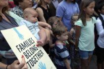 ONU urge a EEUU a cesar inmediatamente separación de niños migrantes de sus padres