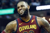 LeBron se va con los Lakers por 154 millones