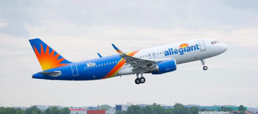 Allegiant cancela vuelos a Orlando por escasez de aviones